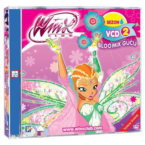 Winx Club Sezon 6 VCD 2 (Bloomix Gücü) (VCD)