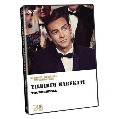 Thunderball (Yıldırım Harekatı) (James Bond) ( DVD )