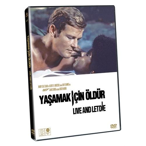 007 James Bond - Live And Let Die - Yaşamak İçin Öldür (SERİ 8 ) (DVD)