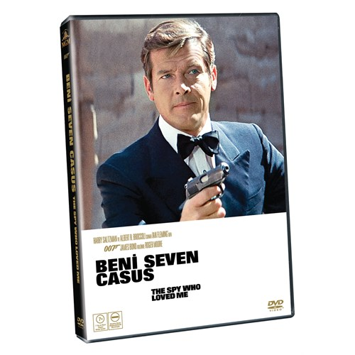 007 James Bond - The Spy Who Loved Me - Beni Seven Casus (SERİ 10) (DVD)
