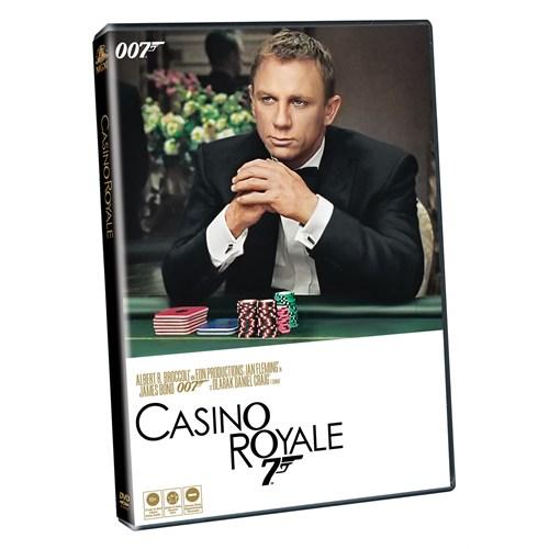 007 James Bond - Casino Royale (2006) (SERİ 21) (DVD)
