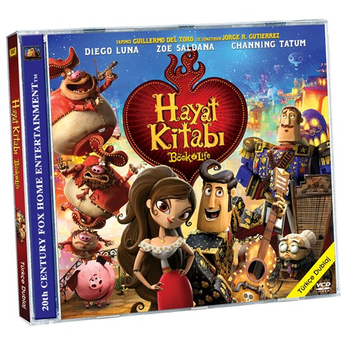 The Book Of Life ( Hayat Kitabı ) (VCD- 2 Disk)