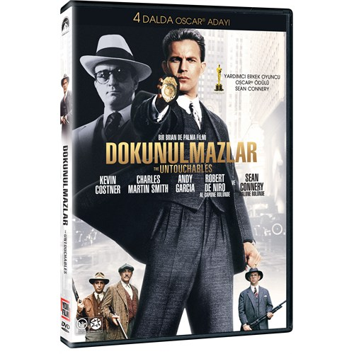 The Untouchables Widescreen Edition (Dokunulmazlar Geniş Ekran Versiyonu) ( DVD )