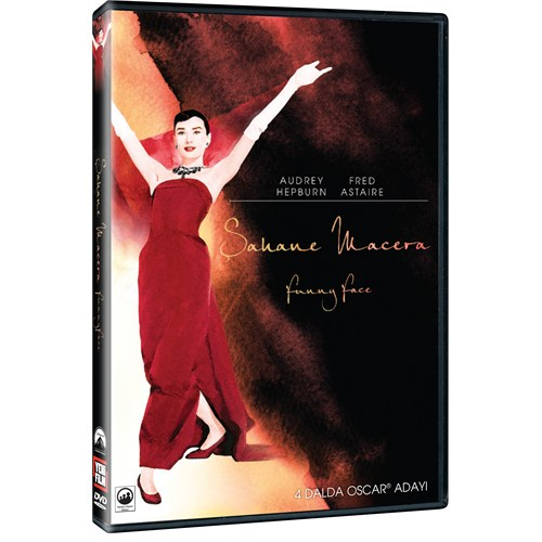 Funny Face (Şahane Macera) ( DVD )