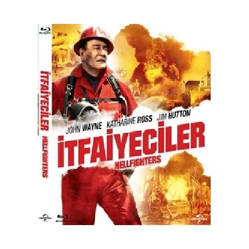 Hellfighters (İtfaiyeciler) (Blu-Ray Disc)