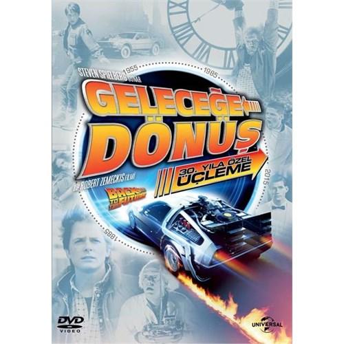 Back to The Future 4DVD SET (Geleceğe Dönüş)