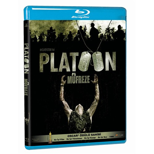 Platoon (Müfreze) (Blu-Ray Disc)