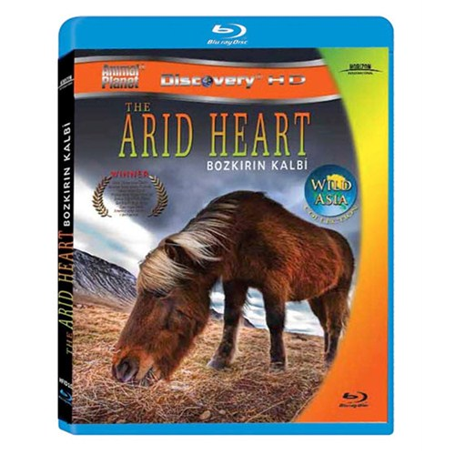 The Arid Heart (Bozkırın Kalbi) (Blu-Ray Disc)