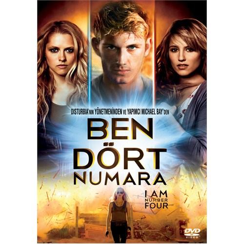 I Am Number Four (Ben Dört Numara)