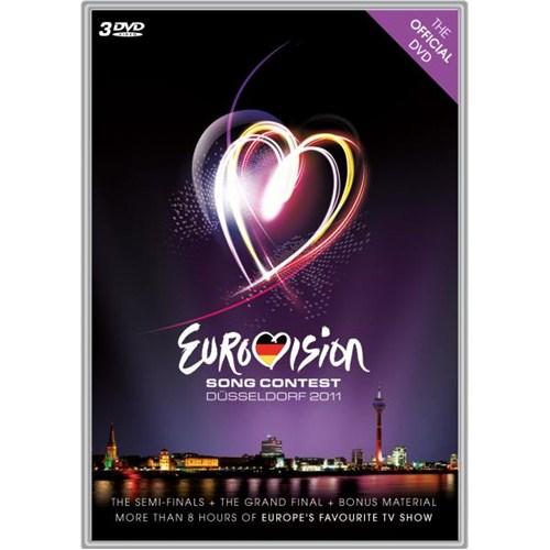 Eurovision Song Contest 2011 Düsseldorf (3 Disc)