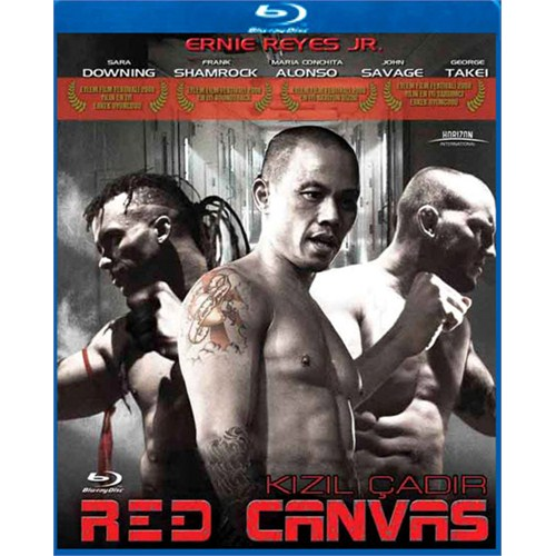 Red Canvas (Kızıl Çadır) (Blu-Ray Disc)