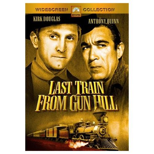 Last Train From Gun Hill (Gun Hill'den Son Tren) ( DVD )