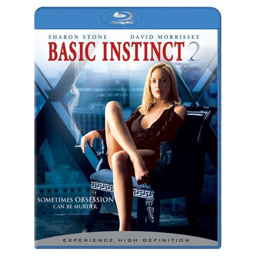 Basic Instinct 2 (Temel İçgüdü 2) (Blu-Ray Disc)