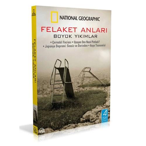 National Geographic: Felaket Anları - Büyük Yıkımlar (2 DVD)