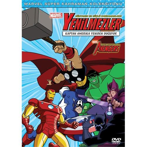 The Avengers: Earth's Mightiest Heroes (Yenilmezler: Kaptan Amerika Yeniden Doğuyor)