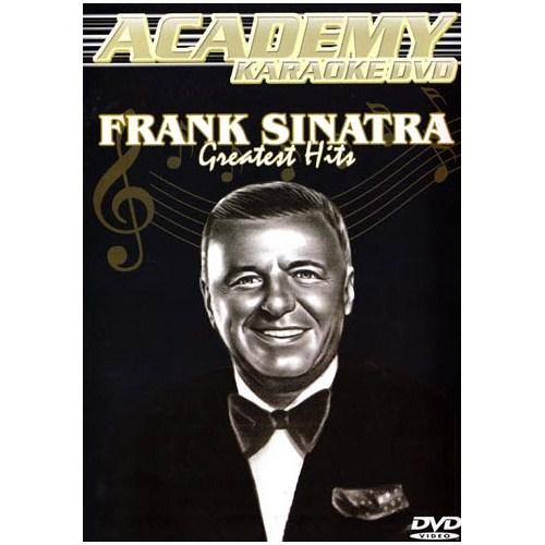Karaoke Academy Karaoke Dvd Frank Sinatra Greatest Hits