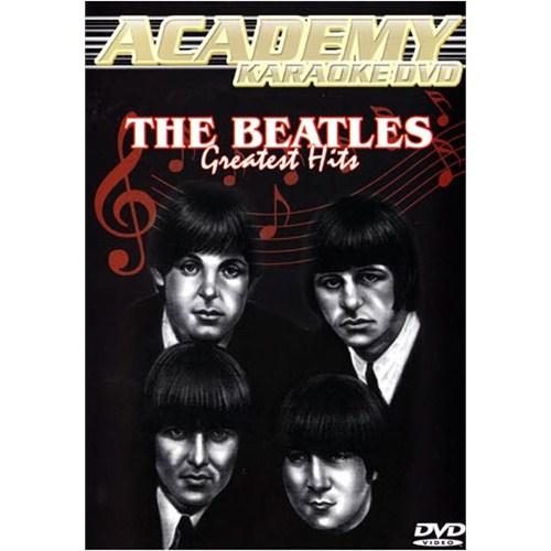 Karaoke Academy Karaoke Dvd The Beatles Greatest Hits