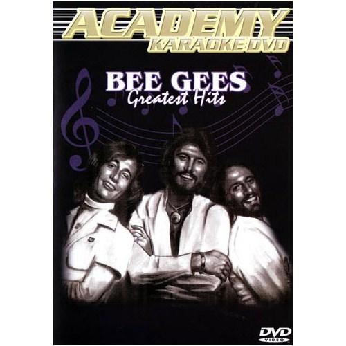 Karaoke Academy Karaoke Dvd The Bee Gees Greatest Hits