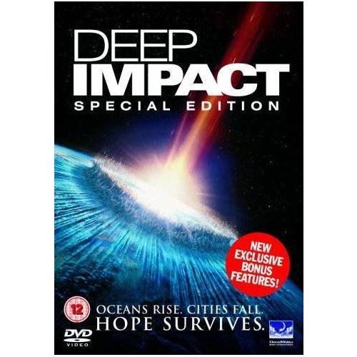 Deep Impact (Derin Darbe) ( DVD )