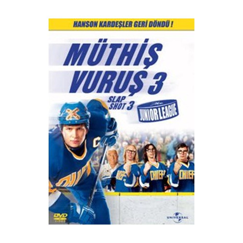 Slap Shot 3: The Junıor League (Müthiş Vuruş 3)