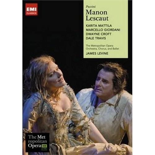 James Levine - Puccini - Manon Lescaut ''HD Live Opera Series''