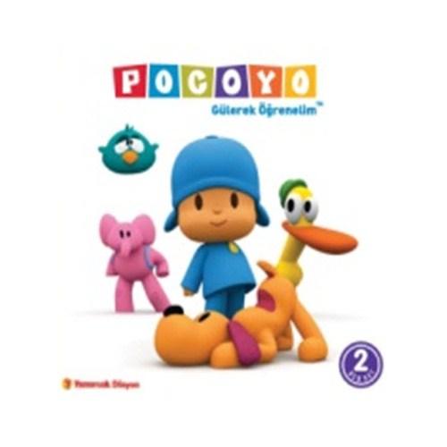 Pocoyo 1: Gülerek Öğrenelim (VCD Set 2)