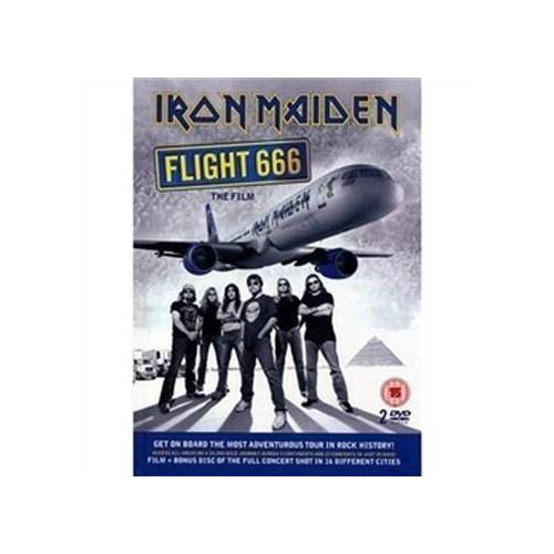 Iron Maiden - Flight 666 (2 DVD)