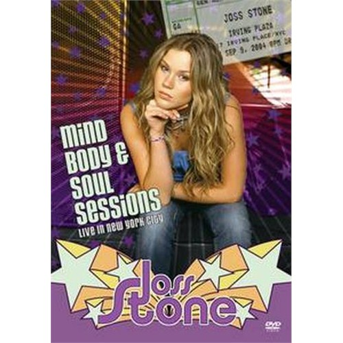 Joss Stone - Mind Body And Soul Sessions - Live In New York City