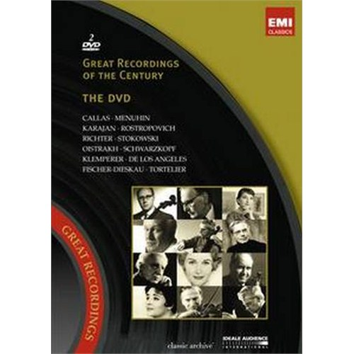 Various Artists - Best Of - Great Recordings Of The Century
