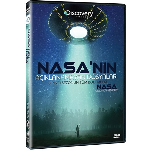 Nasa's Unexplained Files Season 1 (Nasa'nın Açıklanamayan Dosyalar Sezon 1) (DVD)