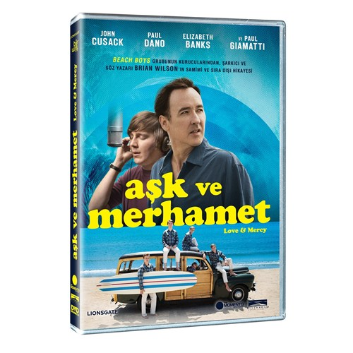 Love & Mercy (Aşk ve Merhamet) (DVD)