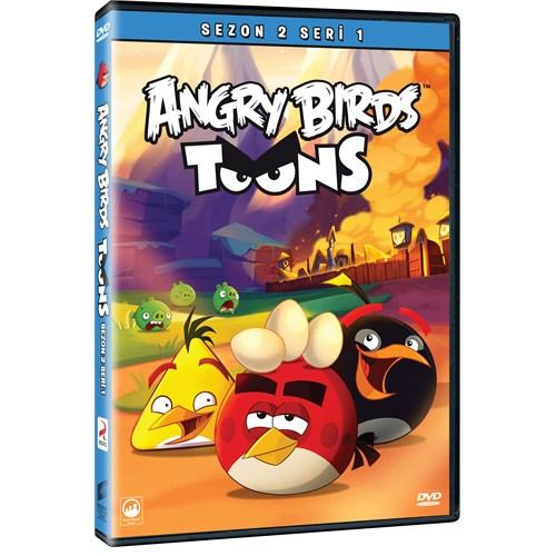 Angry Birds Toons Season 2 Vol 1 ( Angry Birds Sezon 2 Seri 1) (Bas Oynat)