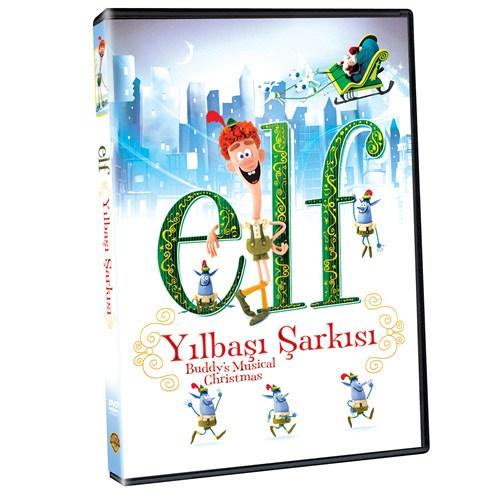 Elf: Buddy'S Musical Christmas (Elf: Yılbaşı Şarkısı ) (DVD)