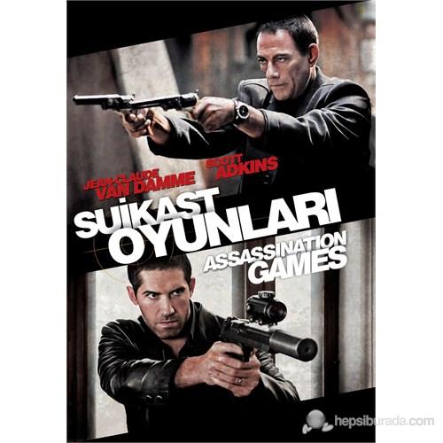 Assasination Games (Suikast Oyunları) (DVD)