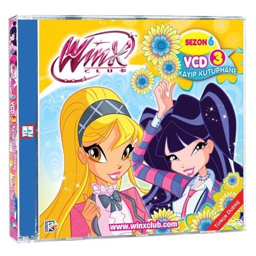 Winx Club S6 Vcd 3 (Eps 7-9) (VCD)