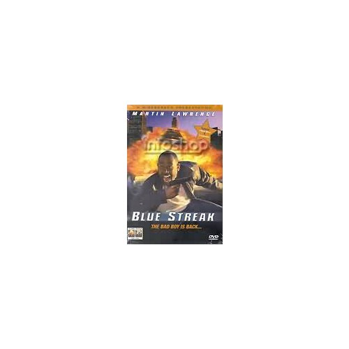 Blue Streak (Şaşkın Dedektif) ( DVD )