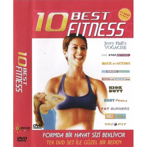 10 Best Fitness (10 DVD)