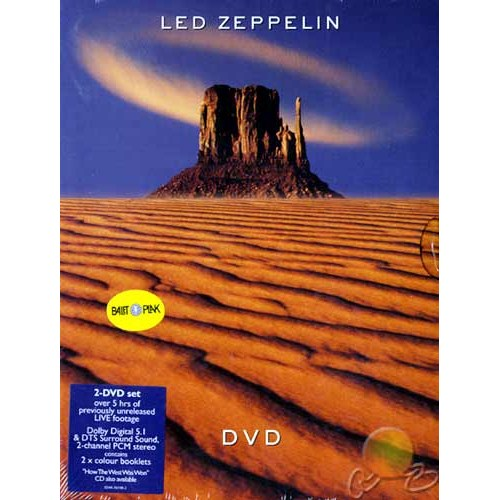Led Zeppelın (2 DVD) ( DVD )