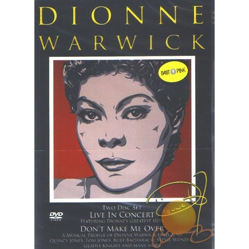 Live In Concert (Dionne Warwick) (Double)