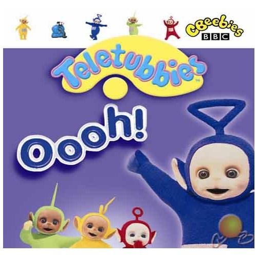 Teletubbies Oooh & Bak (Teletubbies Oooh & Look) ( VCD )