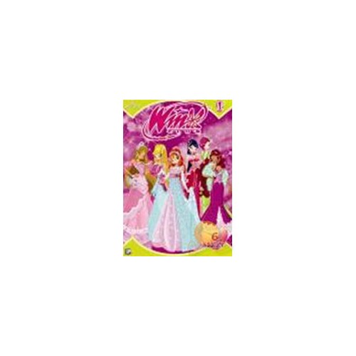 Winx Club Sezon 3 (Bölüm 1-2-3)