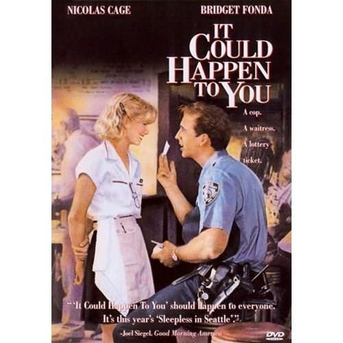 It Could Happen To You (Size De Çıkabilir) ( DVD )