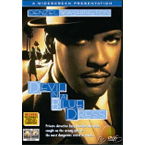 Devil In A Blue Dress (Mavi Elbiseli Şeytan) ( DVD )
