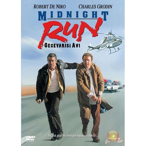 Midnight Run (Gece Yarisı Avı) ( DVD )