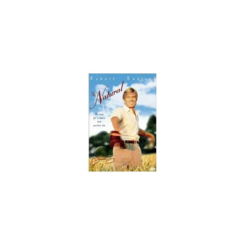 The Natural ( DVD )
