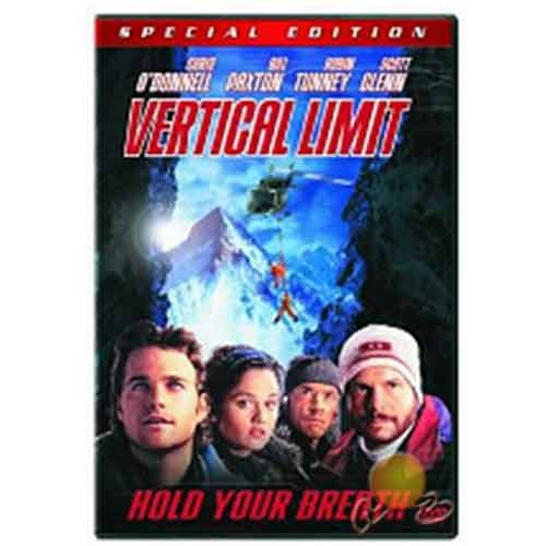 Vertical Limit (Dikey Limit) ( DVD )