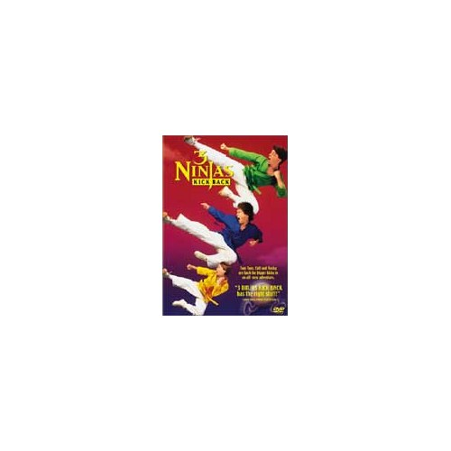 3 Ninjas (Kıck Back) ( DVD )