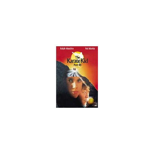 The Karate Kid 3 ( DVD )
