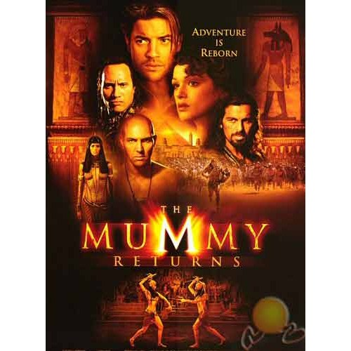 The Mummy Returns (Mumya Dönüyor) DTS ( DVD )