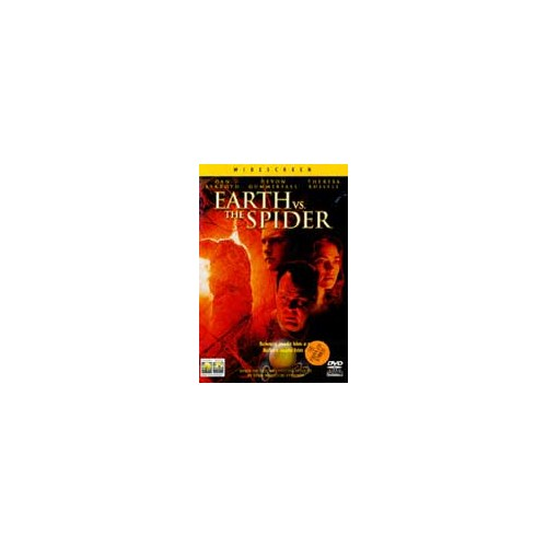 Earth Vs. The Spider ( DVD )